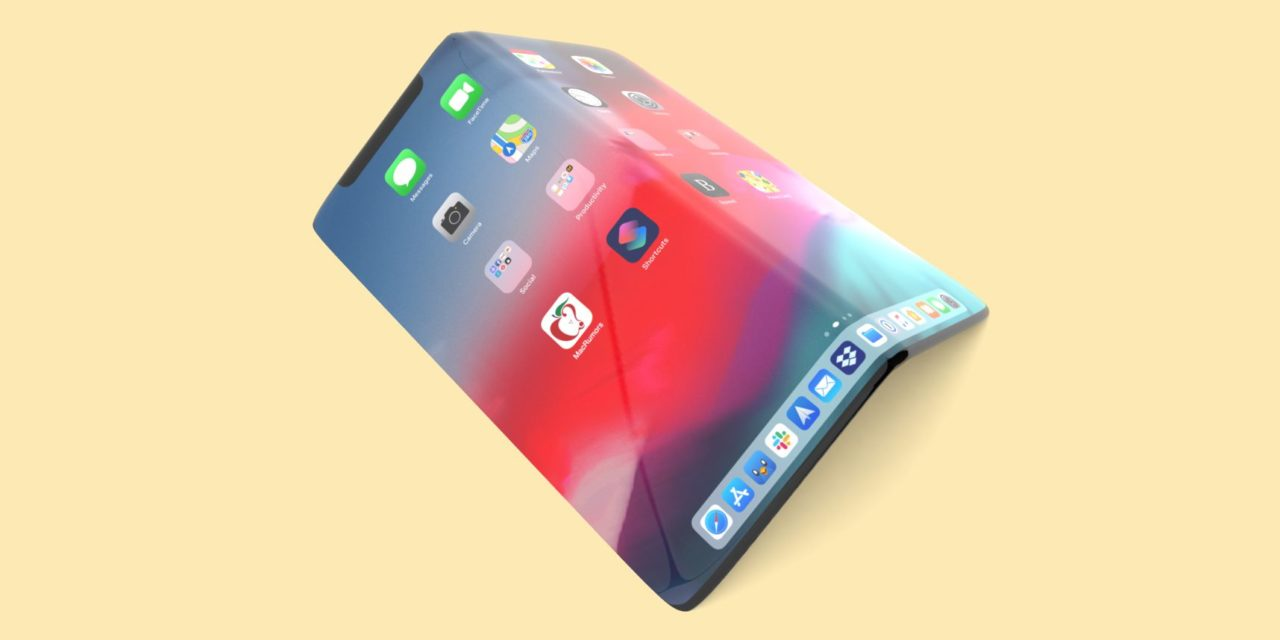 Apple May Launch 7-Inch Foldable iPhone With Apple Pencil Support in 2023